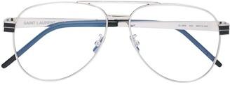 Saint Laurent Aviator Glasses