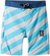 Volcom Stripey Half Stoney Boardshort Boy's Swimwear