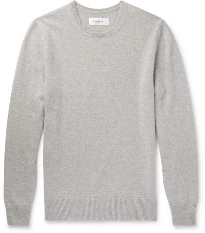 Hardy Amies Slim-Fit Cashmere Sweater
