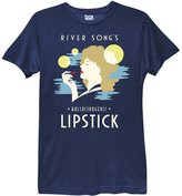 Ripple Junction Doctor Who River Song Hallucinogenic Lipstick Women's T-Shirt