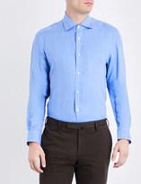 Ralph Lauren Purple Label Regular-fit linen shirt
