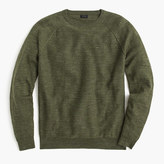J.Crew Slim rugged cotton sweater