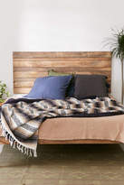 Urban Outfitters Slatted Wooden Headboard