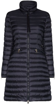 Moncler Sable quilted down coat