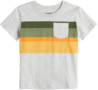 Toddler Boy Jumping Beans Pocket Graphic Tee