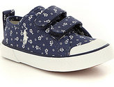 Polo Ralph Lauren Girl's Camden EZ Patterned Sneakers