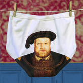 Tudor Twisted Twee Pants For Men And Ladies Henry Viii Portrait