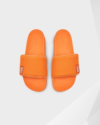 Hunter Men's Original Adjustable Slides