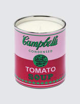 """Ligne Blanche Andy Warhol """"Campbell"""" Tomato Leaf Perfumed Candle"""