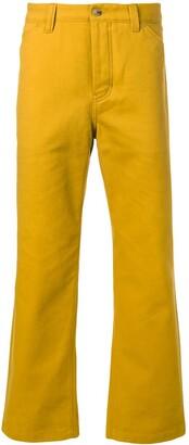 Acne Studios Workwear Straight Trousers