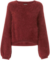 Tom Ford knitted sweater - women - Polyamide/Angora - XXS
