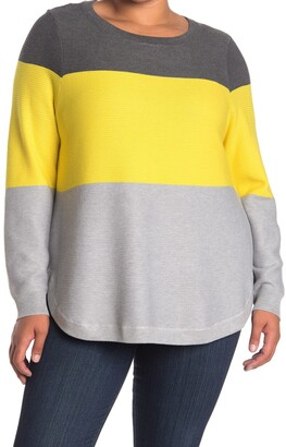 Cyrus Colorblock Sweater