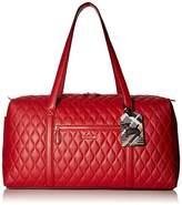 Vera Bradley Large Duffel, Leather