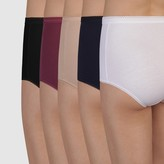 Playtex Pack of 5 Maxi Cotton Full Briefs