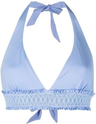 Heidi Klein Andalucia bikini top