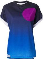 3.1 Phillip Lim gradient printed T-shirt