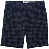 Original Penguin Cuffed Dobby Dot Short