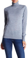 MiH Jeans Slim Polo Turtleneck Sweater