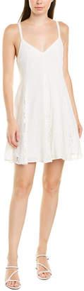 Loveriche By Very J Lace-Trim Shift Dress