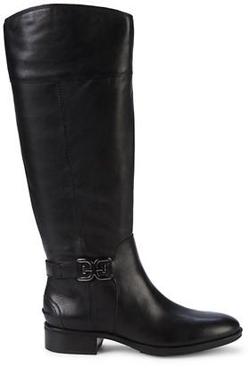 Sam Edelman Prisilla Leather Knee-High Boots