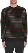 Paul Smith Textured Stripes Jumper