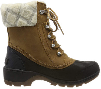Sorel Women's Casual boots - Camel Brown Whistler Mid Waterproof Leather Snow Boot - Women