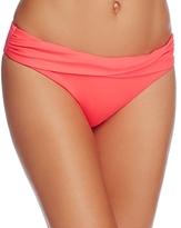 Shoshanna Wrap Band Bikini Bottom