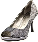 Bandolino Women's Bandolino, Supermodel High Heel Pumps PEWTER 8.5 M