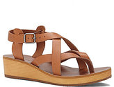 Lucky Brand Hadinas Wedge Sandals