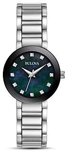 Bulova Modern Round Watch, 26mm