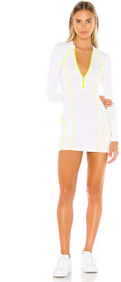superdown Marina Zip Front Dress