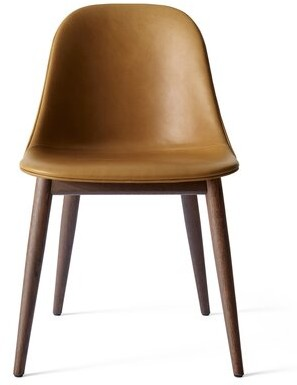 Menu Harbour Dining Chair Color: Cognac