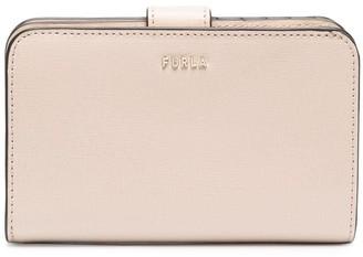 Furla Logo Plaque Wallet