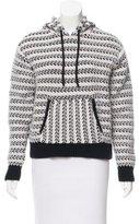 Proenza Schouler Hooded Pullover Sweatshirt w/ Tags