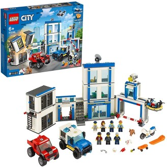 Lego 60246 Police Station Building Light & Sound Bricks