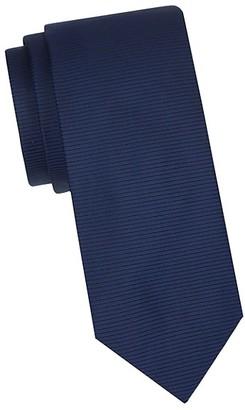HUGO BOSS Textured Silk Tie