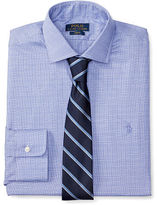 Polo Ralph Lauren Slim Glen Plaid Dress Shirt