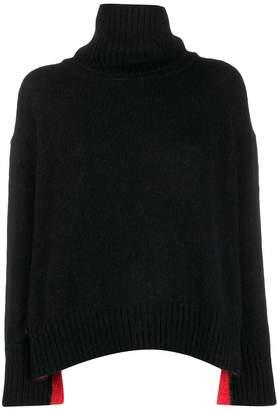 Diesel slouchy knit sweater