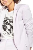 Topshop Women's Tailored Suit Jacket