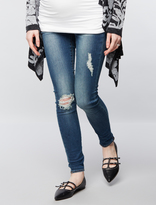 A Pea in the Pod Articles Of Society Secret Fit Belly Skinny Leg Maternity Jeans