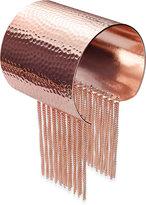 Thalia Sodi Rose Gold-Tone Chain Fringe Cuff Bracelet, Only at Macy's
