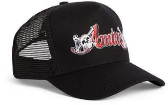 Amiri Motley Crue Trucker Hat