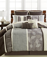 Sunham Clarkson 10-Pc. Queen Comforter Set
