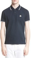 Moncler Men's Tipped Polo