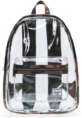 Herschel Classic Clear Mid Volume Backpack
