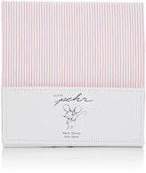 PetitPehr Pencil-Striped Crib Sheet