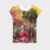 Paul Smith Medium Forest Print T Shirt