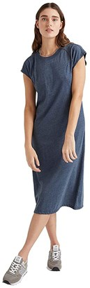 Richer Poorer Easy Dress (Blue Nights) Women's Clothing