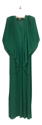 By Malene Birger Green Polyester Dresses