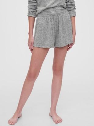 Gap Smocked Soft Knit Shorts